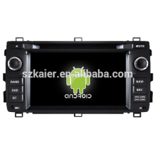 Intelligenter Touch Screen android 4.1 Auto-Media-Player für Toyota AURIS mit GPS / Bluetooth / TV / 3G / WIFI