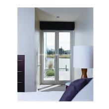 2016 Revente révolutionnaire Cadre résidentiel Double vitrage Porte en aluminium