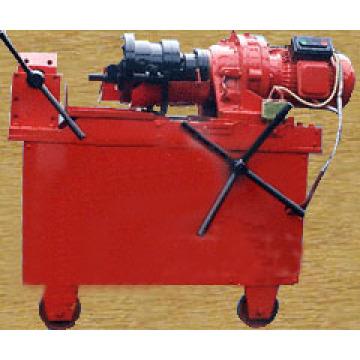 Máquina de rosqueamento cônico