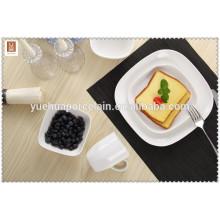 China hign Qualität keramische Platte Geschirr Tee-Set