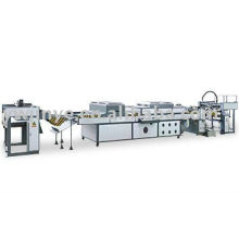 Fully-automatic UV coating machine