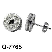 Neuer Entwurf 925 silberne Art- und Weiseohrring-Schmucksachen (Q-7765. JPG)