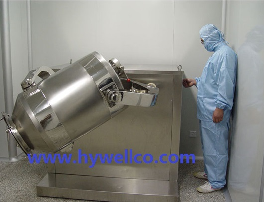 Foodstuff Mixing Machine