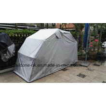 Dust-Proof Steel Frame Motorbike Tent Cover
