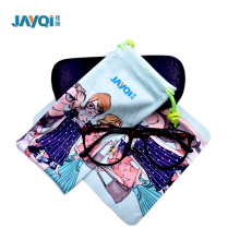 New Fashion Microfiber Glasses Cleaning Pouch