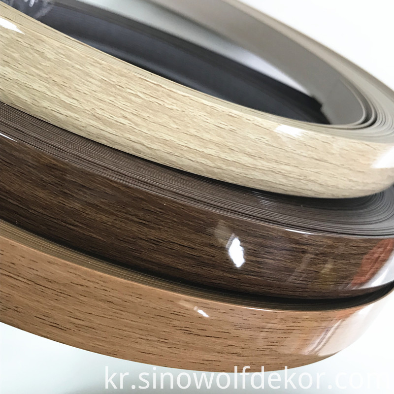 High Gloss Edge Banding Strip