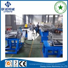 Placa de metal placa de transporte máquina de fabricación