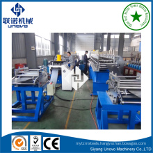 warehouse storage rack roll forming machinery