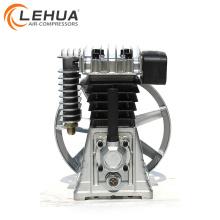 1.5 кВт 2 л. с. 2055 алюминиевый воздушный компрессор насос со шкивом