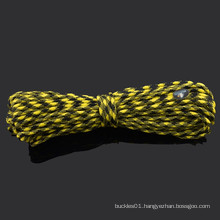 yellow and black 550 paracord wholesale supplier