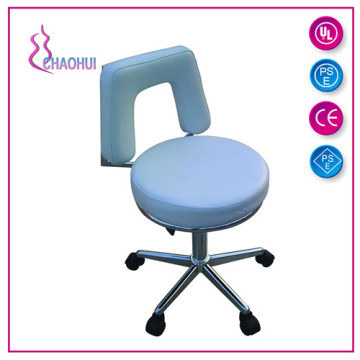 Sgabello per pedicure da barbiere CH832C