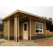 Casa de alta calidad a prueba de agua WPC baratos