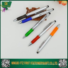 Plastic Stylus Touch Ballpoint Pen For Meeting