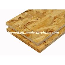 OSB Oriented placa estrutural para mobiliário e construção de interior, construção ao ar livre