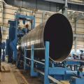 Tubo de acero de calidad para accesorio de metro