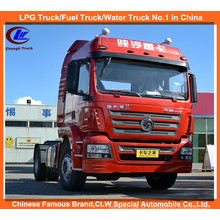 290HP 371HP Heavy Duty Shacman 4 * 2 M3000 Camiões Trator
