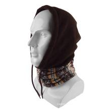 Wholesale outdoor custom logo multifunctional polar fleece ski mask balaclava