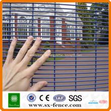 ISO9001 Anping fábrica shunxing Anti escalada 358 Valla de seguridad