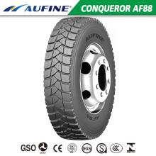 Resistente radial camión neumático, neumático de TBR, autobús Tubeless Tire (10. 00R20, 12.00R24, 315/80R22.5)