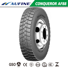 Radial Heavy Duty Truck Tire, TBR Tire, Tubeless Bus Tire (10.00R20, 12.00R24, 315/80R22.5)