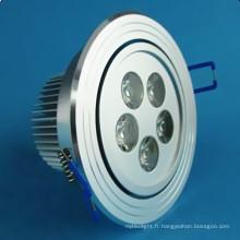 Downlights LED haute puissance 5W