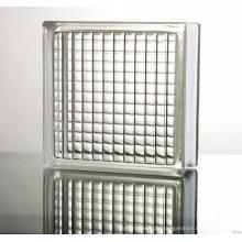190 * 190 * 95mm Curv End Glas Block