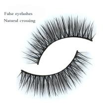 Handmade False Eyelashes Natural Crossing Eyelashes