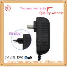 Adaptador de corrente AC Adaptador de energia 20v 500ma