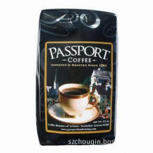 Coffee/Tea Bag, Free Design and Free Shipment, Long Shelf Time and Stand Up, Light-proof