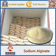 Melhor qualidade e preço razoável de sódio alginato