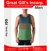 2016 wholesale gym tank tops men gym tank tops custom gym tank top