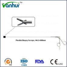 Instruments d'uréororoscopie Pinces de biopsie flexibles