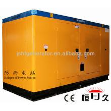 China Niedriger Preis der Fabrik 344KVA regendichter Dieselaggregat mit Maschine CUMMINS (GF250C)