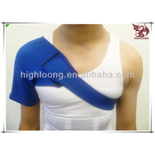 High-quality Bule Neoprene Medical Single Shoulder Support