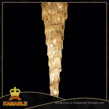 Lámpara decorativa de la lámpara de cristal del proyecto del hotel moderno (Ka866)