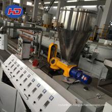 Linha de produção de folha de PVC