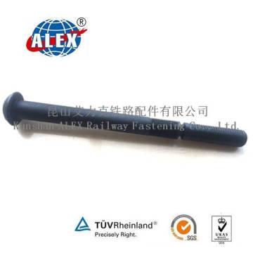 Schwarze Oberflächenbehandlung Stahl 10.9 Grade Huck Bolt