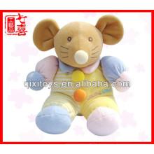 Großhandel Maus Baby Spielzeug kleine Spielzeug Baby Puppe für