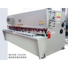 CE Hydraulic Plate Shearing Machine and Bending Machine with DRO Hot-sale Q12Y-8x2500