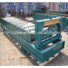 Color Steel Roof Sheet Roll Forming Machine (XH860)