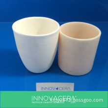 Alumina Ceramic Melting Pot Crucible/INNOVACERA