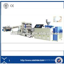 Chaîne de production de panneau de particules de QC