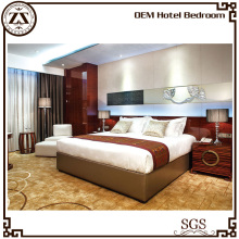 SGS Certificate Hotel Furniture Bedroom Sets