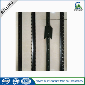 Hot Mencelupkan Galvanis Y Steel Post