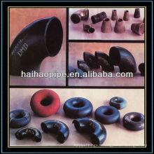 Fournisseur chinois Raccord de tuyauterie galvanisé en fer malléable BS / DIN / ANSI