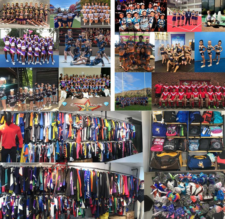 design all star cheer uniforms online
