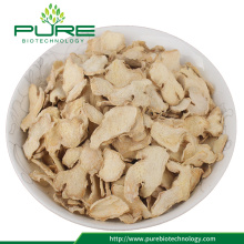 Low price dried dehydrated ginger flakes