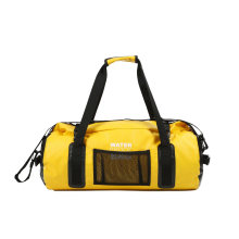 High Quality 500d PVC Waterproof Travel Bag Foldable Gym Duffel Bag
