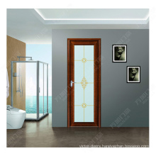 aluminum door window for comfort room