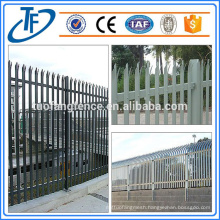 High Quality Used Steel Palisade Fence For Sale Made in Anping (China Products)